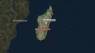 Alerte rouge au cyclone sur la côte nord-ouest de Madagascar