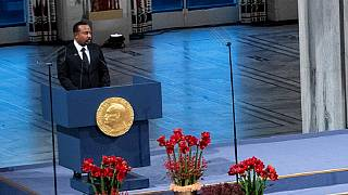 Nobel Prize: Ethiopia PM hails Eritrean leader as 'partner, comrade in peace'