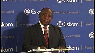 Afrique du Sud : le gouvernement promet de stabiliser l'électricité