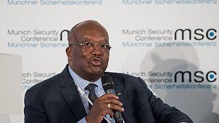 """Réunion France – G5 à Pau : les présidents vont """"se concerter"""" en amont (Kaboré)"""