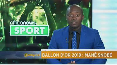Déception des fans de sadio mané au Ballon d'Or 2019