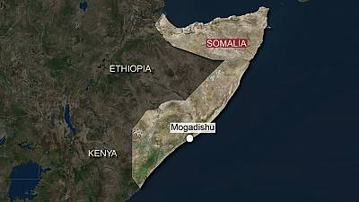 Somalia forces kill 5 in Al-Shabaab attack on presidential palace