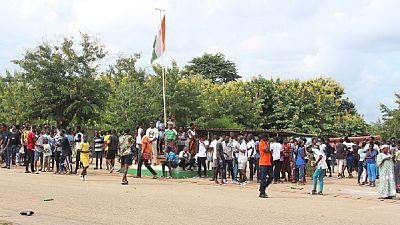 Côte d'Ivoire : 3 morts dans des violences scolaires avant les congés de Noël
