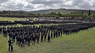 Afrique du Sud – Banditisme : la police promet un recrutement de grande envergure