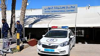 Libya strongman vows to capture capital as main airport reopens