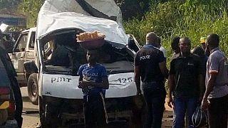 Nigeria : 28 morts dans un accident de la route dans le Nord
