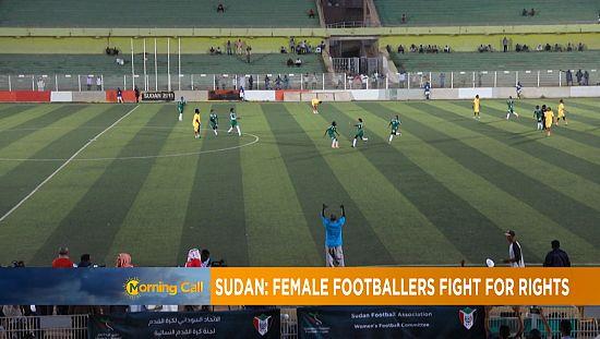 Women's football gain's momentum in Sudan [Grand Angle]
