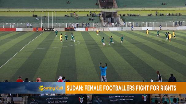 Women's football gain's momentum in Sudan [Grand Angle]