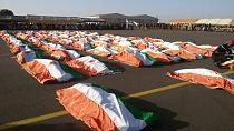 Niger mourns 71 soldiers slain by Islamic State insurgents