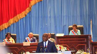RDC : pour son premier discours sur l'état de la Nation, Tshisekedi s'attaque à la corruption