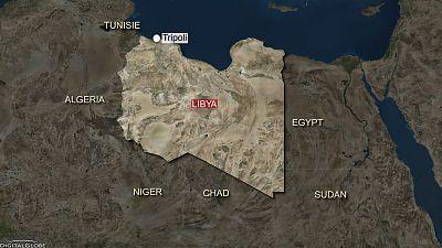 UN discovers Libya's violating UN arms embargo.