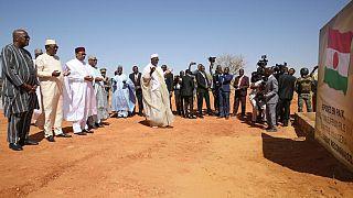 Niger : l'hommage du G5 Sahel aux soldats d'Inates
