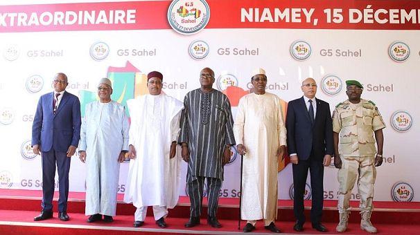 Renewed vow to defeat terrorism as G5 Sahel leaders meet in Niamey