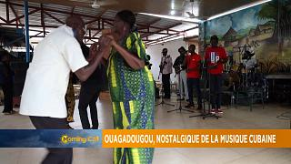 Cuban music brings back memories of Burkinabe revolution [Grand Angle]