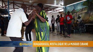 Cuban music brings back memories of Burkinabe revolution [Grand Angle]