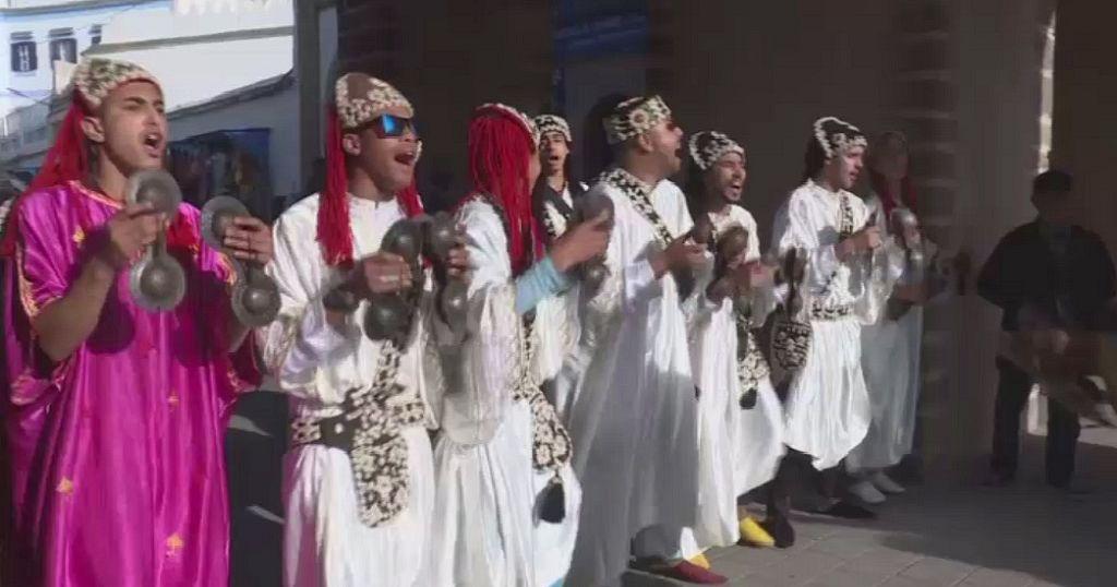 Maroc : Essaouira célèbre la reconnaissance de la musique gnaoua par l'Unesco