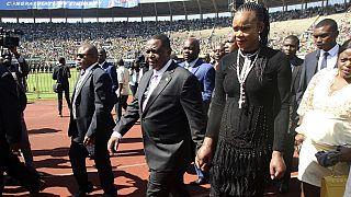 Zimbabwe : l'épouse du vice-président écrouée pour avoir tenté de l'assassiner