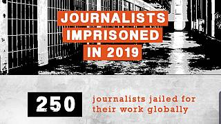 Egypt, Eritrea maintain record as 2019's worst jailers of journalists