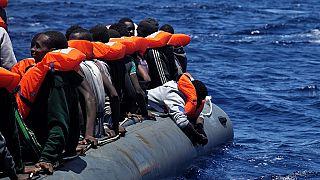 Sauvetage maritime en Méditerranée : 7 migrants morts, 70 rescapés
