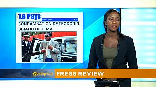 Condamnation de Teodorin Obiang [Revue de presse]