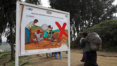 RDC/Enfants dans les mines de cobalt : Google, Apple, Microsoft et Dell poursuivis en justice