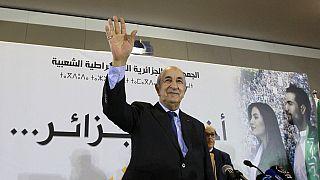 Algérie : Abdelmadjid Tebboune, président élu, prêtera serment jeudi