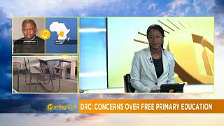 Church wants Congo government to invest more in free education [Morning Call]