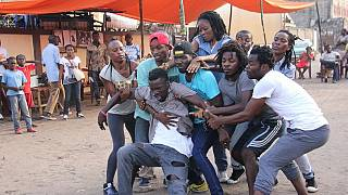 Congo : la jeunesse au coeur du Festival Mantsina