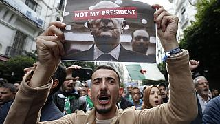 'We want total systemic change': Algeria protesters reject president-elect