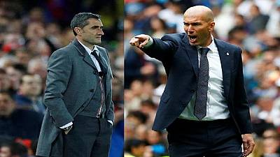 Clasico: Zidane toujours invincible au Camp Nou