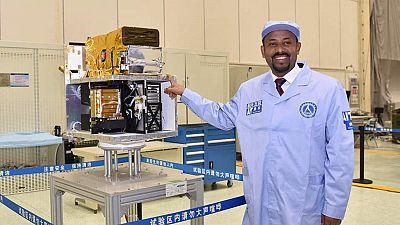 L'Éthiopie célèbre le lancement de son premier satellite dans l'espace