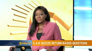 What will Francois Bozizé's return mean for the Central African Republic? [Morning Call]