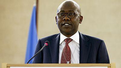 Nigeria's ex-attorney general returns to face $1.3 bn oil scandal