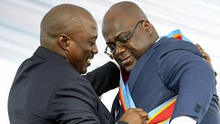DRC to spend $6m on anniv. of Kabila-Tshisekedi power transfer