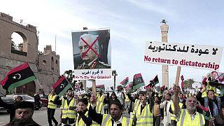 Libya govt seeks security cooperation against rebel Haftar's advance