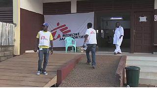 République Centrafricaine : 4 humanitaires de MSF détenus à Bangui