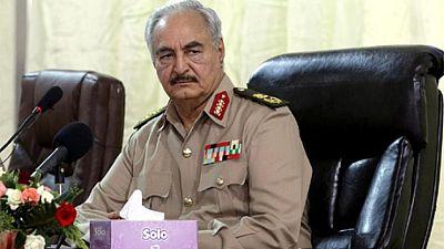 Libye : Haftar met en garde la Turquie contre son soutien à Tripoli