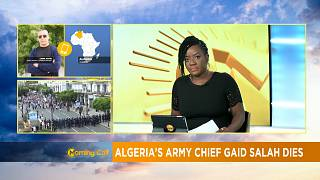 Death of Algeria's army chief Gaid Salah leaves uncertainty [Morning Call]