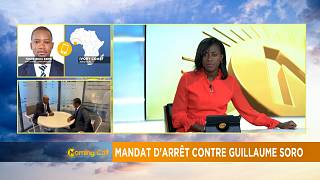 Ivory Coast seeks arrest of presidential candidate Guillaume Soro [Morning Call]