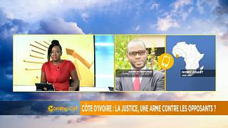 Côte d'Ivoire : la justice, une arme contre les opposants? [Morning Call]