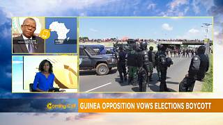 Guinea opposition vows to boycott, 'prevent' legislative polls [Morning Call]