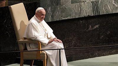 Voeux de paix du pape et de l'archevêque de Canterbury adressés au Soudan du sud