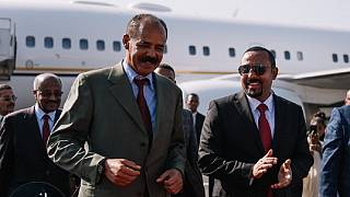 Eritrea president in Ethiopia on official visit