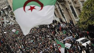 New president elected, army chief dead: Algeria protesters march for reforms