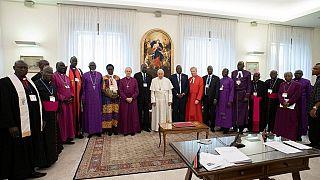 Le pape François prie pour la réconciliation au Soudan du Sud