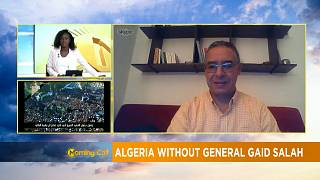 Algeria without its powerful army chief Ahmed Gaid Salah [Morning Call]