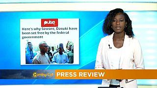Nigeria : le militant et journaliste Sowore est libre [Morning Call]