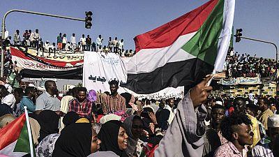 2019 protest centers: Sudan, Algeria, Ethiopia, Guinea, Zimbabwe et. al