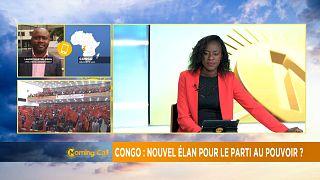 Congo : le parti au pouvoir en congrès [Morning Call]