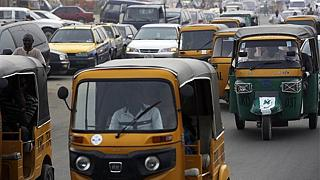 Nigeria state bans mixed use of commercial tricycles, Twitter reacts